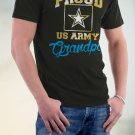 US Army Grandpa, Proud Us Army Grandpa Shirt
