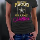 US Army Mother, Proud Us Army Mother Shirt