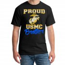 USMC Brother, Proud Us USMC Brother Shirt