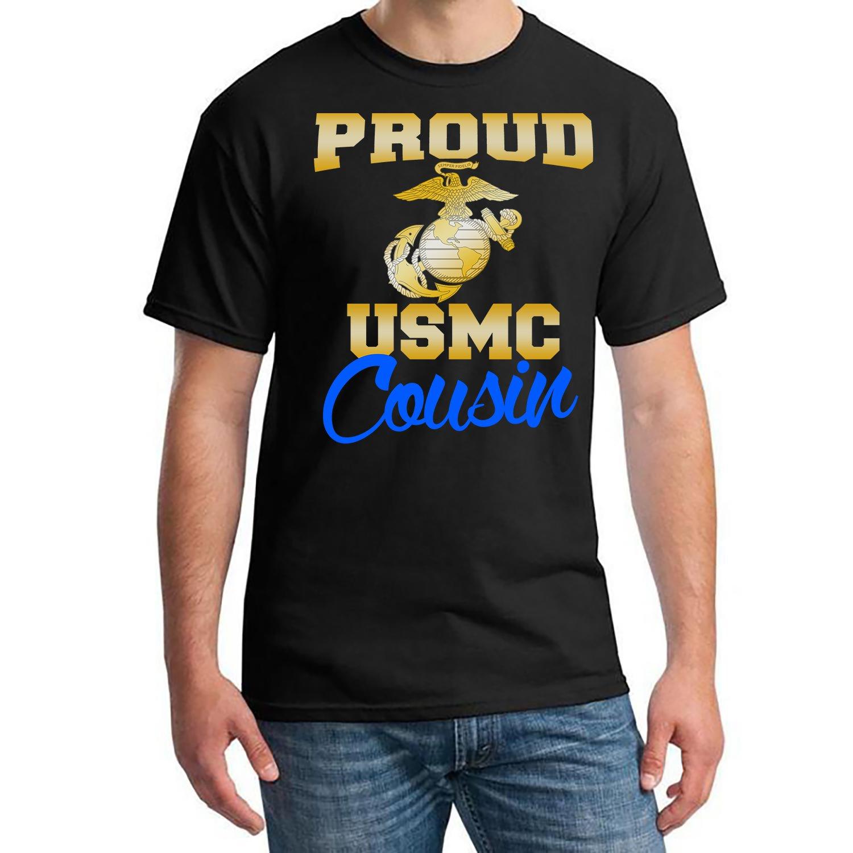 USMC Cousin, Proud USMC Cousin Shirt