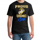 USMC Son, Proud USMC Son Shirt