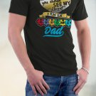 Autism Awareness, If You Think My Heart Is Full Ausome Dad Shirt