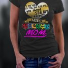 Autism Awareness, If You Think My Heart Is Full Ausome Mom Shirt