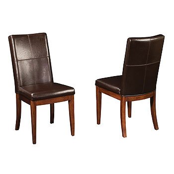 Morganton Leather Dining Chair