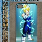 Exclusive Dragon Ball Z Vegeta Black Hard Case Apple iPhone 4 / 4s