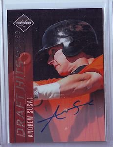 2011 Limited Draft Hits Andrew Susac Auto #246/299