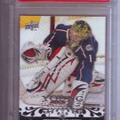 08-09 Upper Deck Steve Mason Young Guns RC PSA 10 Gem Mint