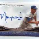 2013 Tier One Crowd Pleaser Autograph Maury Wills #265/299