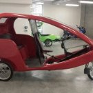 Zephyr X3 RICKSHAW PEDICAB EV ELECTRIC CAR LEV HYBRID BRUSHLESS LONG RANGE TRIKE DOT MOPED