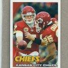 2010 Topps Football Chiefs Team Card #35