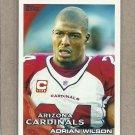 2010 Topps Football Adrian Wilson Cardinals #181
