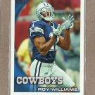 2010 Topps Football Roy Williams Cowboys #368
