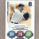 2010 Topps Baseball Attax Justin Verlander