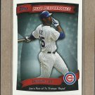 2010 Topps Baseball Peak Performance Derrek Lee #PP67