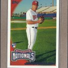 2010 Topps Baseball Jesse English RC Nationals #453