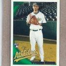 2010 Topps Baseball Tyson Ross RC A's #461