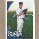 2010 Topps Baseball Dusty Hughes RC Royals #524