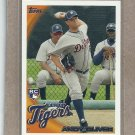 2010 Topps Baseball Andy Oliver RC Tigers #US-52