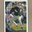 2010 Topps Baseball Jeffrey Marquez RC White Sox #US201
