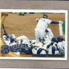 2010 Topps Baseball Prince Fielder Brewers #1