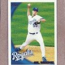 2010 Topps Baseball Gil Meche Royals #86