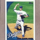 2010 Topps Baseball Jon Garland Dodgers #96