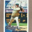 2010 Topps Baseball Kevin Correia Padres #112