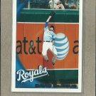2010 Topps Baseball David DeJesus Royals #117