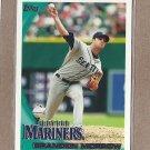 2010 Topps Baseball Brandon Morrow Mariners #118