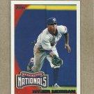 2010 Topps Baseball Nyjer Morgan Nationals #152