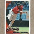 2010 Topps Baseball Miguel Tejada Astros #160