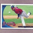 2010 Topps Baseball Mike Gonzalez Braves #174
