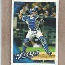 2010 Topps Baseball John Buck Blue Jays #340