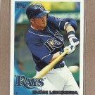 2010 Topps Baseball Evan Longoria Rays #354
