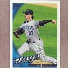 2010 Topps Baseball Scott Downs Blue Jays #357