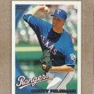 2010 Topps Baseball Scott Feldman Rangers #374