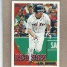 2010 Topps Baseball J.D. Drew Red Sox #380
