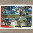 2010 Topps Baseball Miguel Montero D-backs #381