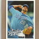 2010 Topps Baseball Kyle Davies Royals #382