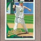 2010 Topps Baseball Dallas Braden A's #417