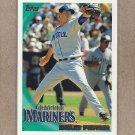 2010 Topps Baseball Doug Fister Mariners #421
