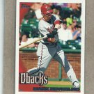 2010 Topps Baseball Mark Reynolds D-backs #426