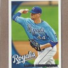 2010 Topps Baseball Luke Hochevar Royals #437