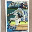 2010 Topps Baseball Jason Bartlett Rays #438