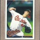 2010 Topps Baseball Jeremy Guthrie Orioles #447