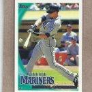 2010 Topps Baseball Michael Saunders Mariners #451