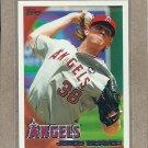2010 Topps Baseball Jered Weaver Angels #466