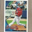2010 Topps Baseball Nate McLouth Braves #477
