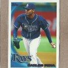 2010 Topps Baseball Carlos Pena Rays #495