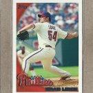 2010 Topps Baseball Brad Lidge Phillies #500